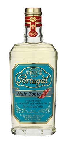 No.4711 Portugal homme/men, Hair Tonic wit Oil, 1er Pack (1 x 150 g)