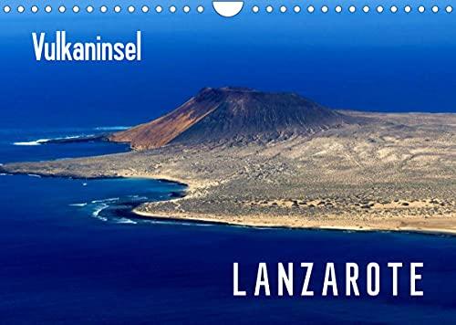 Vulkaninsel Lanzarote (Wandkalender 2022 DIN A4 quer)