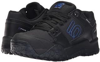 [ファイブテン] メンズ 男性用 シューズ 靴 スニーカー 運動靴 Impact Low - Black/Power Blue 8 D - Medium [並行輸入品]