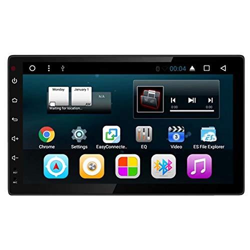 TOPNAVI Auto Vidéo pour Toyota Hilux 2016 2017 2018 Android 7.1 Voiture GPS Navigation Stéréo Radio WiFi 3G RDS Lien Miroir FM AM BT Audio Quad Core 1 Go de RAM 16 Go ROM