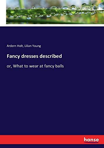 - B Fancy Dress Kostüme