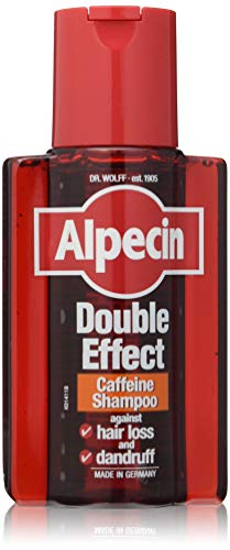 Alpecin Doble Efecto Champú 200ml (Pack de 3)