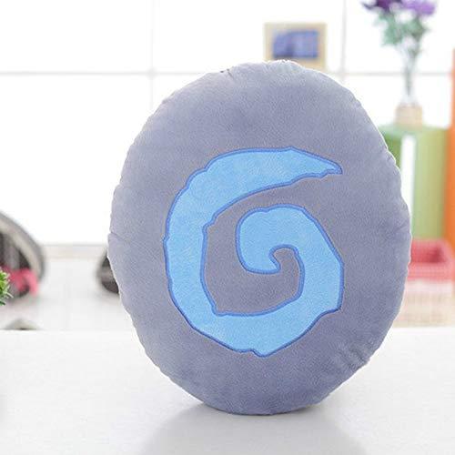 zcm Plüschtier 45 × 40 cm Hearthstone Plüschpuppe Hearthstone Gefüllte Weiche Kissen Kissen Spielzeug Geschenk