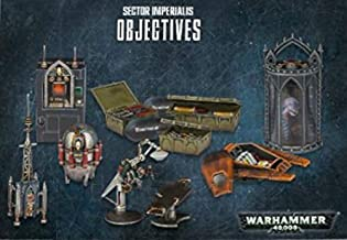 Sector Imperialis Objectives Warhammer 40000 Dark Imperium Set