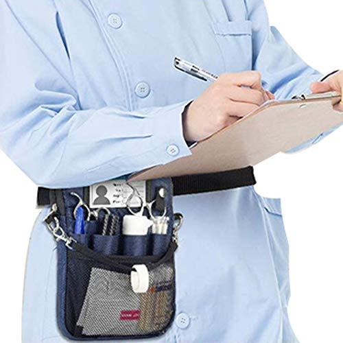 Organizer für Krankenschweste, Organizer-Gürtel für Krankenpflegetaschen, Pflegezubehör, Hüfttasche für Krankenschwestern, Umhängetasche für Krankenschwester, Schultertasche für Krankenschwestern