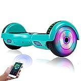 EPCTEK Hoverboard, Self Balancing Hoverboards - UL2272 Certified Bluetooth Hover Board for Kids