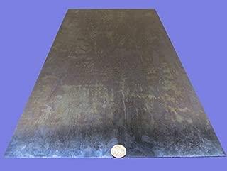 1095 Blue Temper Spring Steel Sheet.020
