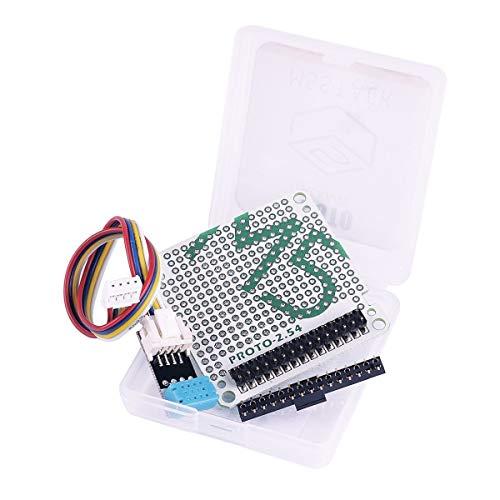 ARCELI Carte de développement M5Stack - Kit de Carte Prototype Officiel expérimental ESP32 pour câble Grove Câble de Base ESP32 Câble et Kit Mpu9250