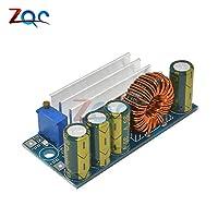 自動昇圧DC電源AT30コンバーターバックブーストモジュールXL6009を4-30Vから0.5-30Vに交換