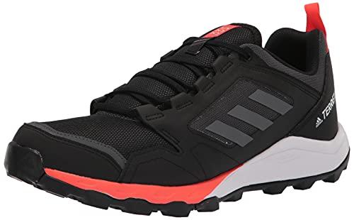 adidas Men's Terrex Agravic TR Trail Running Shoe, Grey/Grey/Black, 12
