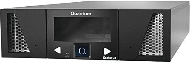 QUANTUM (DISTRIBUTION) LSC33-CSJ2-L8NA Scalar i3 Tape Library - 2 x Drive/50 x Slot - LTO-8 - SAS - Network (RJ-45) - 3URack-Mountable Components Other