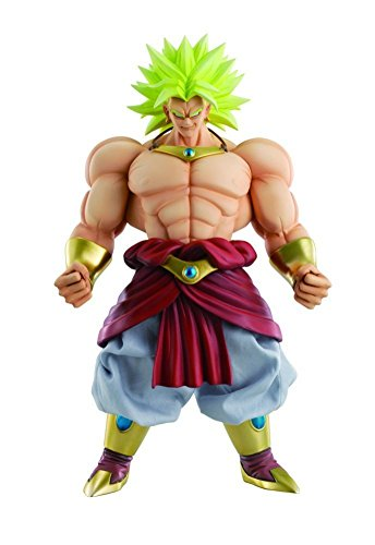 Megahouse Dimension of Dragon Ball: Dragon Ball Z Legendary Super Saiyan Broly PVC Figure image