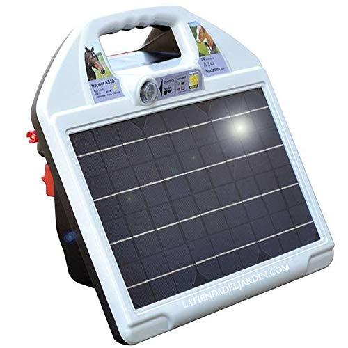 Suinga Pastor ELÉCTRICO 12V - 230V con acumulador Solar