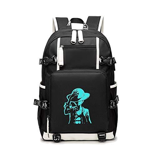 Asge Oxford-gewebe Schulrucksack für Jungen Schulrucksack Druck Rucksack Jugendlichen Schultasche Outdoor Reflektierender Daypack