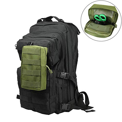 JUNbao-LINyiming-01 Airsson Airsoft Sports Military 600D MOLLE-Tasche Tactical Utility Bags Vest Gadget Jagd Hüfttasche Outdoor Equipment