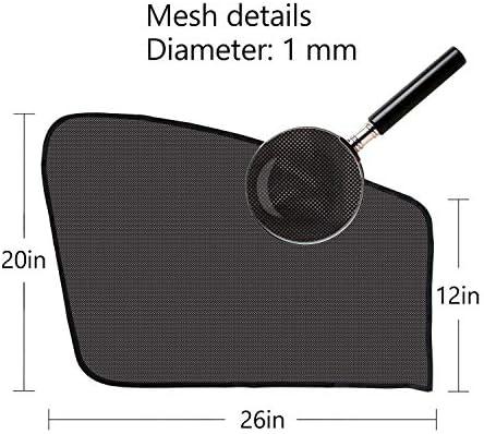 Car sun shade material fabric _image1