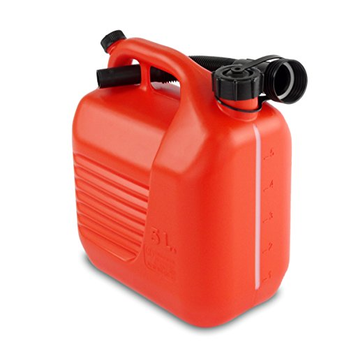 Read About Tayg 601354 Jerrycan with Pouring spout 5L, 5