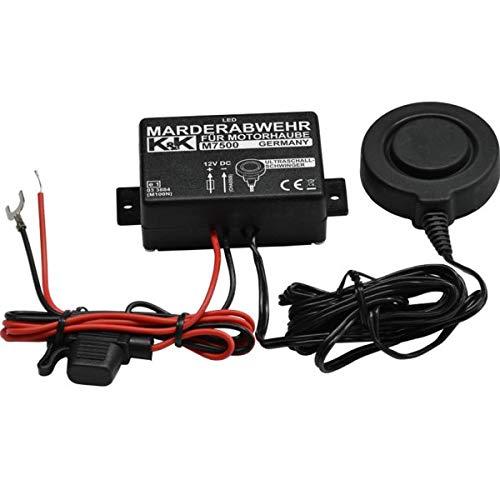 K&K 000054650H Marder-Abwehranlage M7500 Elektrotechnisch mit Ultraschall