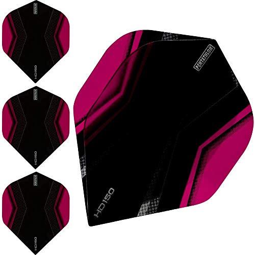 abcdarts Unisex Erwachsene Pentathlon Hd150 Xwing Dart Flights, Pink, Klassische EU