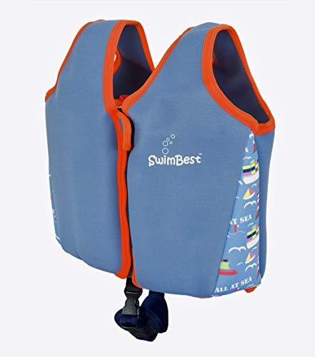 Swimbest UK Schwimmjacke mit Riemen (alle auf See 12–20 kg (ca. 16 Monate bis 3 Jahre).