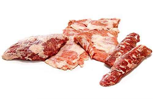 San Jamón - Pack Especial Carne Ibérica. Solomillo, Secreto y Presa