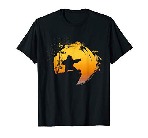 Kung Fu Panda Po Tai Chi Sunset...