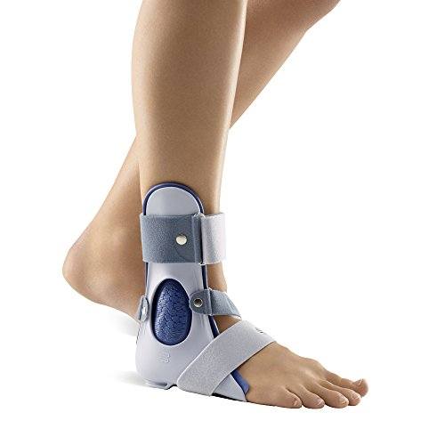 Bauerfeind - CaligaLoc - Ankle Brace - Helps Stabilize Entire Ankle Giving Medial & Lateral Support, Support to Help Repair Torn Ankle Ligaments - Right Ankle - Size 2