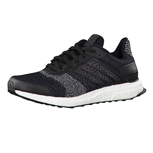 adidas Damen Laufschuhe Ultra Boost ST Glow core black/silver met./core black 36