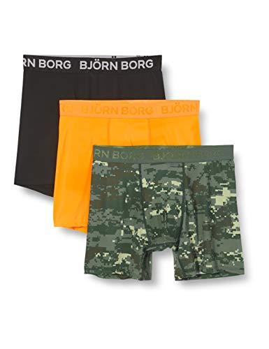 Björn Borg Heren Shorts Voor Bb Digital Woodland Boxer Slip