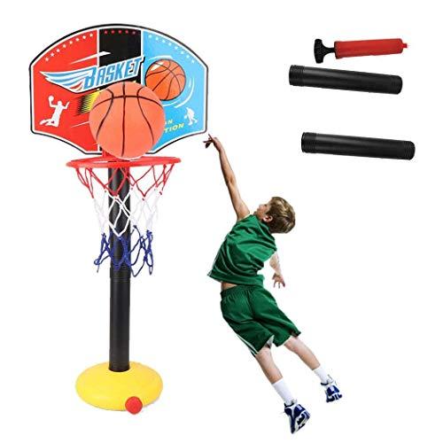 Fall Basketballkorb fürs Zimmer, Basketballkorb Wandmontage, tragbares Basketballkorbspielzeug, für Familienspiele im Innen- und Außenbereich