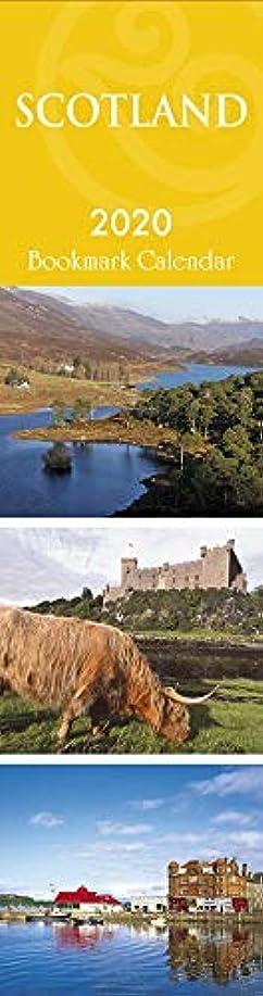 前文船員発表2020 Bookmark Calendar Scotland