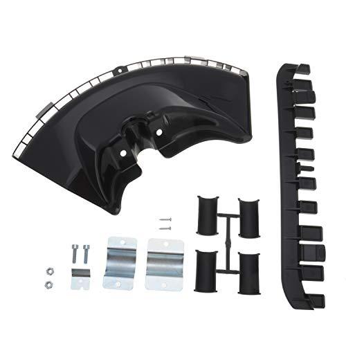 Jardiaffaires Carter de Protection Universel Plastique 420mm pour débroussailleuse