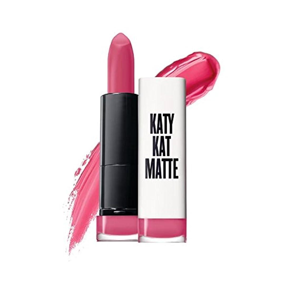 使い込むトランスミッション教(3 Pack) COVERGIRL Katy Kat Matte Lipstick - Magenta Minx KP03 (並行輸入品)
