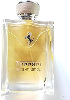 FERRARI Bright Neroli Men EDT perfumy z odżywką, 100 ml