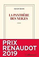 La panthere des neiges (Prix Renaudot 2019)