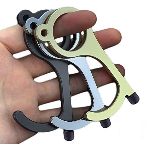 W&Z Hands Free Door Opener Tool/Clean Key Door Opener Tool/No Touch Door Opener Tool /Touch screen...