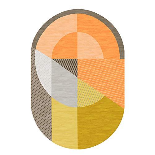 alfombras oficinas Tapete Para Silla De Oficina Alfombra De Pelo Bajo Tapete Antideslizante Para Silla Tapete Protector De Piso Silencioso Para Pisos De Madera Baldosa(Size:200×300cm/79×118in,Color:A)