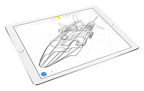 Apple iPad Pro 12.9 (1st Gen) 128GB Wi-Fi - Argento (Ricondizionato)