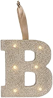 Best glitter letter b Reviews
