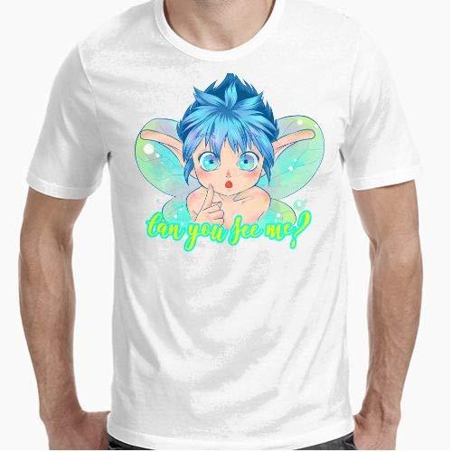 Positivos Camisetas Divertidas Can You See me? - M