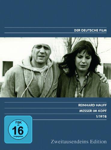 Messer im Kopf - Zweitausendeins Edition Deutscher Film 1/1978.