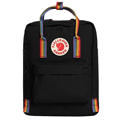 Fjällräven Kånken Rainbow Daypacks Einheitsgröße Black-rainbow Pattern