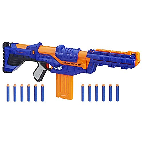 Nerf Elite Delta Trooper (Hasbro E1911EU5) , color/modelo