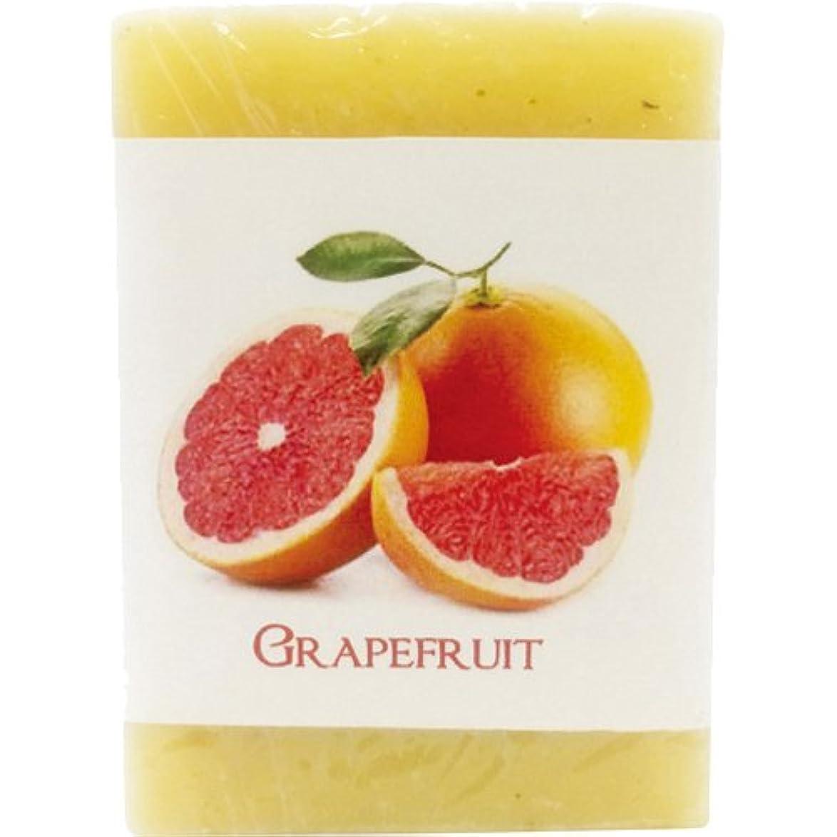 冬落ち着いて主人ジョン&ダイアナソープ グレープフルーツ
