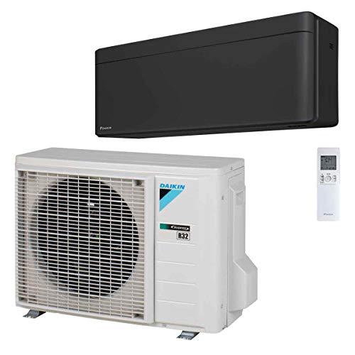 Daikin - Set Stylish 3,5kW Klimaanlage Innengerät FTXA35BB - schwarz + RXA35A Außengerät R32