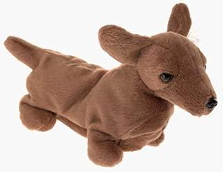 TY Weenie the Dachshund Beanie Baby by TY~BEANIES DOGS