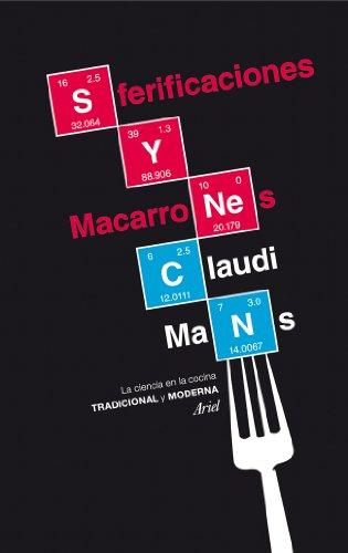 Sferificaciones y macarrones: La ciencia en la cocina tradicional y moderna (Claves)