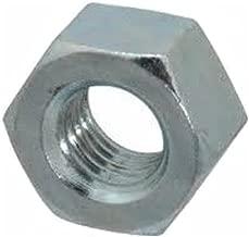 """أجزاء صغيرة fsc516hn5z medium-strength سداسية من الفولاذ المقاوم للصدأ ، درجة 5، صامولة بالزنك الأسود ، مقاس 5/16"""" -18""""مقاس الخيط (حزمة مكونة من 100)"""