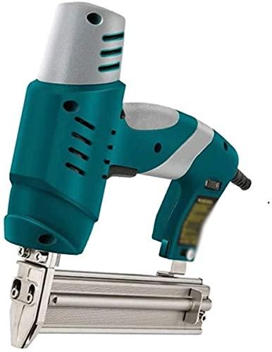 FCPLLTR Pistola de Grapas eléctricas y clavador □ Adecuado para Telas, tapicería...