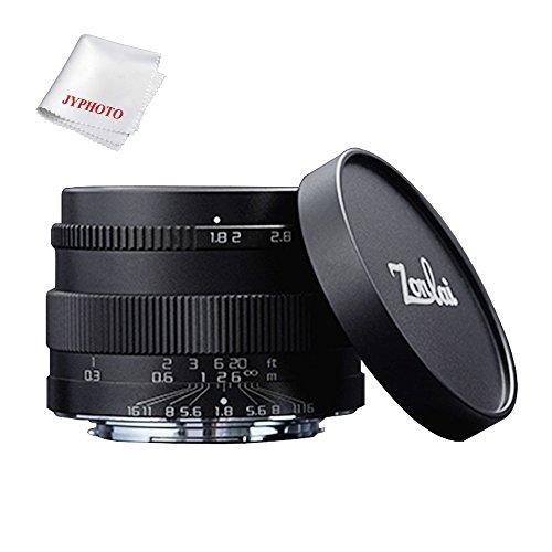 Zonlai 22mm F1.8 APS-C Prime Lens voor Sony E Mount A6500 A6300 A6000 A5000 A3000, NEX-3/3N/F3/5/5N/5A/5T/5L/5R/6/6L/6R/